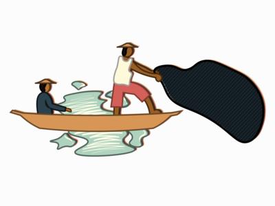 Rivers Retro labour fishermen nigeria