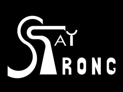 Staystrong2 01 vector corporate brand identity adobe illustrator branding design dribbble typography creative design illustration creative  design