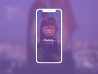 Dating App Splash Screen