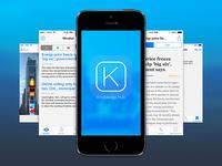 Knowledge Hub iOS App