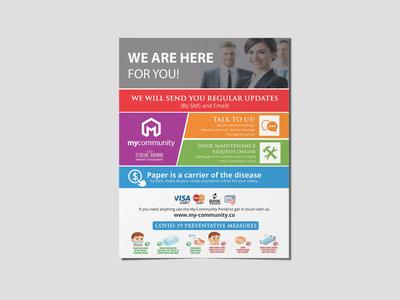 Client Flyer Design
