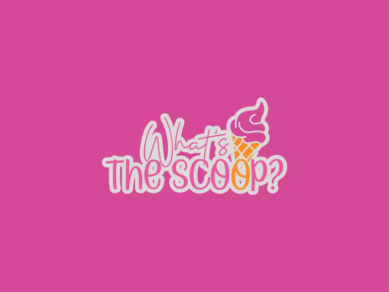 Ice Cream Logo logo design concept logo designs logosketch logotype logo mark logo design branding logo design art ui vector logo color design print ready
