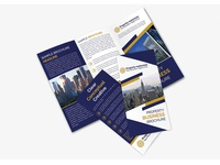 Trifold Brochure for Real Estate