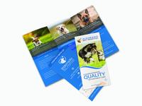 Tri-fold Brochure for Pet Hospital