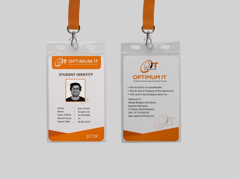 Student Identity Card print item identity card student id card