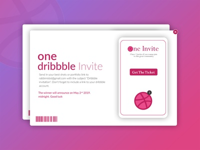 1 Invite Available