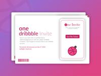 1 Invite Available