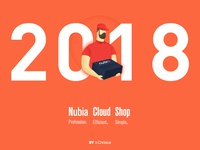 Nubia Cloud Shop