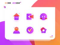 Live - icons