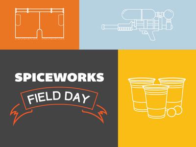 Spiceworks Field Day