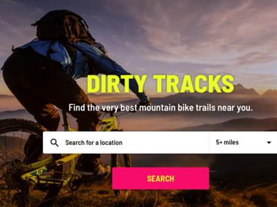 Daily UI: Landing Page