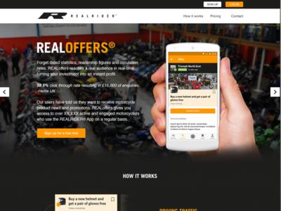Realrider Offers