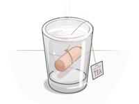 Hot Dog Tea