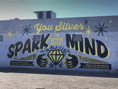 Final Del Paso mural