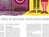 Illustration for magazine article