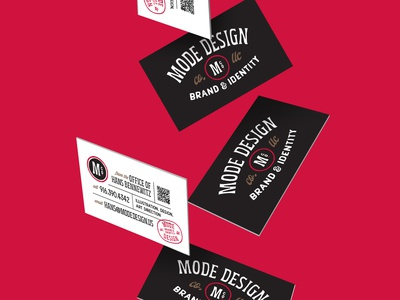 New personal identity / business card design business card logo branding identity