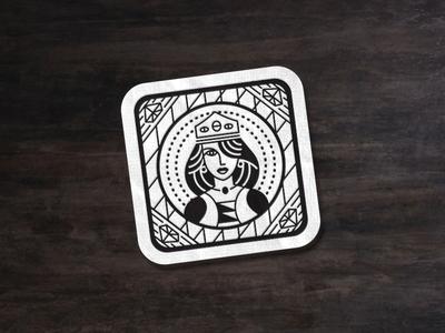 Empress Coaster design