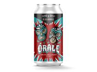 Del Ceilo Brewing Co — Órale