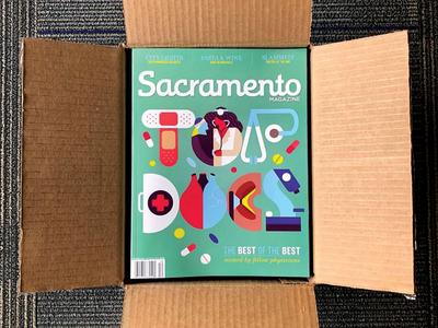 Top Docs — Sacramento magazine