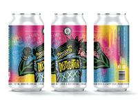 Instigator beer can