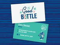 Good Bottle identity