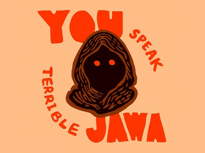 Jawa from the Mandalorian