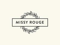 Missy Rouge Branding