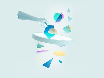 Bridging Digital and Analog break tech portal papercut gels paper