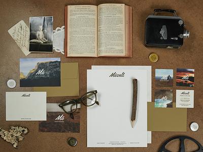 Mozell Branding brand adventure old vintage antique videography videp