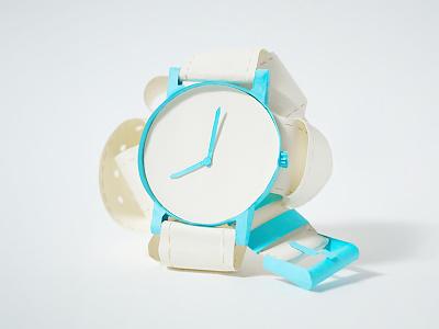 Knotty watch time constraints wrist watch paper illustration illustration knots watch