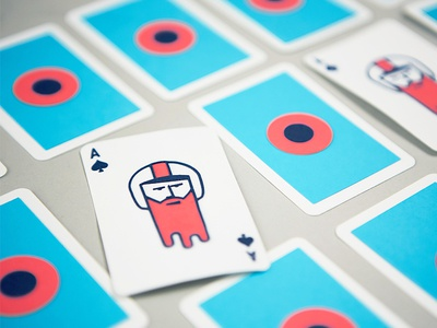 Papercraft Playing Cards photography papercraft playing cards sidecar focus lab
