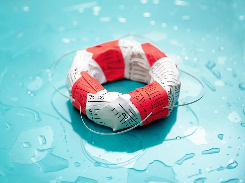 Lifesaving checklists focus lab life-saving check list to-do list paper craft