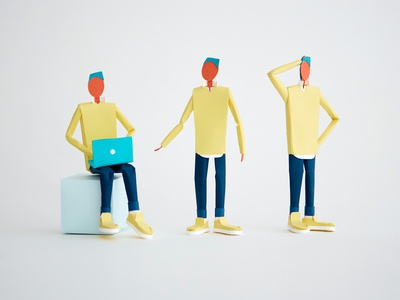 Paper Character