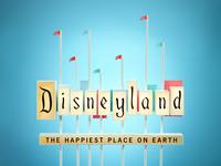 Disneyland Project