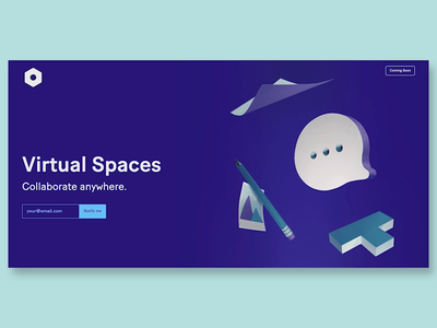 Virtual Spaces Sneak