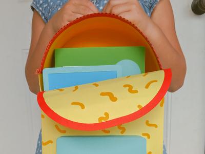 Cutie Paper Backpack!