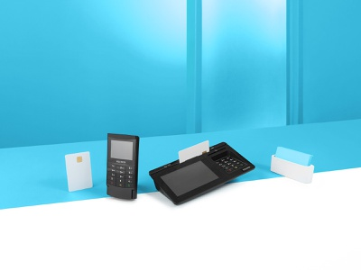 PayJunction Product Photography pinpad credit card money finance business studio set design terminal photography