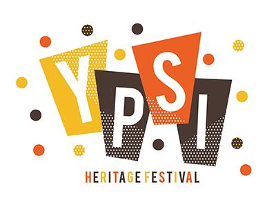 Ypsi Heritage Festival Poster