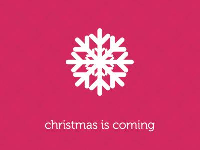 Christmas christmas snowflake icon pattern white invite card greetings