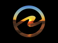 BXN Sunset Overlay Logo