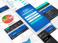 TRS Public opinion system App Design