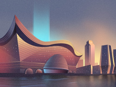 Chengdu Global Center chengdu zones high-tech sktech architecture