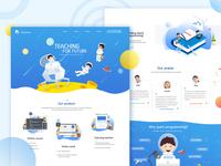Children programming Website