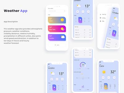 Days of UI/UX Weather App