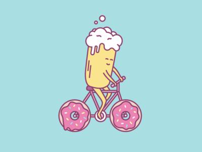 Beer x Donuts