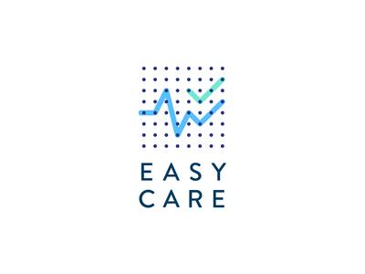 Logo sketch for a nursing app