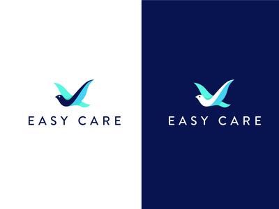 Logo sketch for nursing app