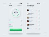 Audit mobile app