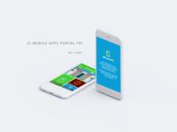 User Interface Portal FRI