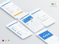 Financial Technology App Ui
